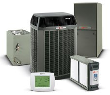 Mesa hvac products