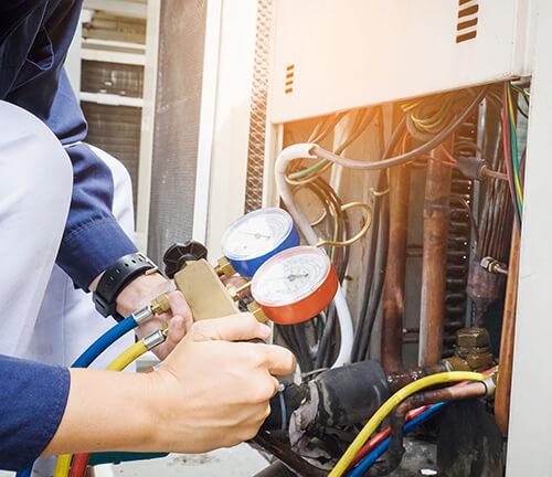 Mesa Heater Repair