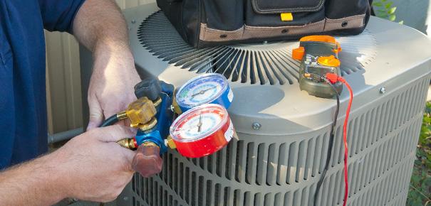 AC Repair in Mesa