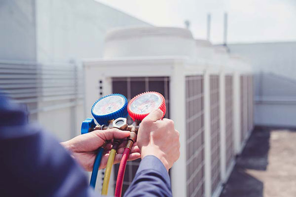 Commercial HVAC in Mesa